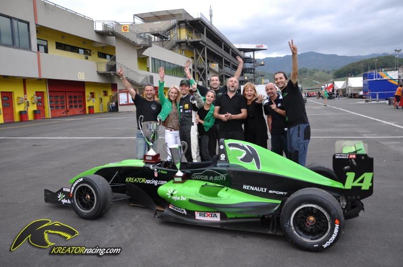 Formula Renault 2.0 Italia Mugello